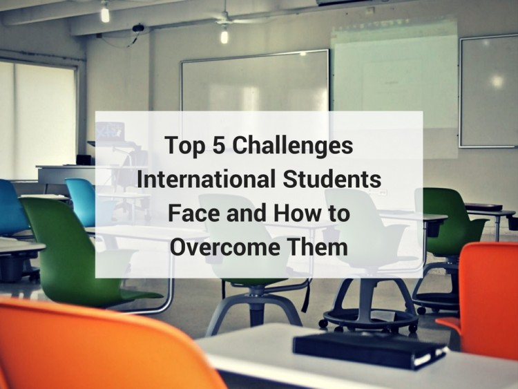 challenges for international students studying overseas 212 challenges and opportunities facing australian universities students on the one hand, more and more chinese students study overseas on the other hand, an.