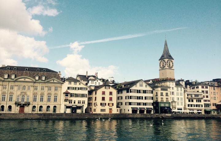 5 Reasons to Study in Switzerland